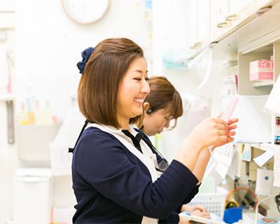 社保完備で働きやすい職場環境!